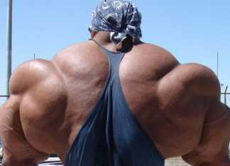 Huge Bodybuilders